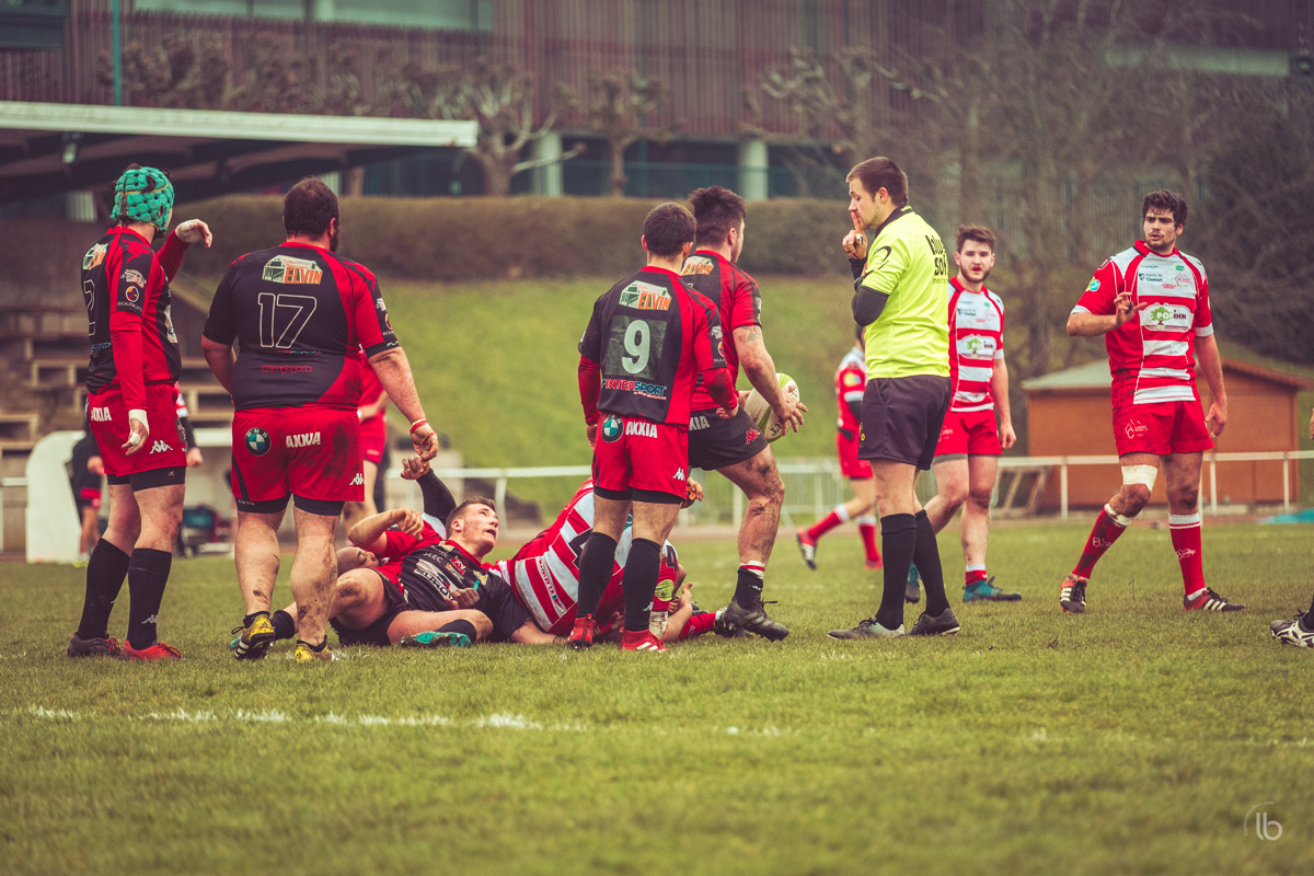 rugby rencontre a 15