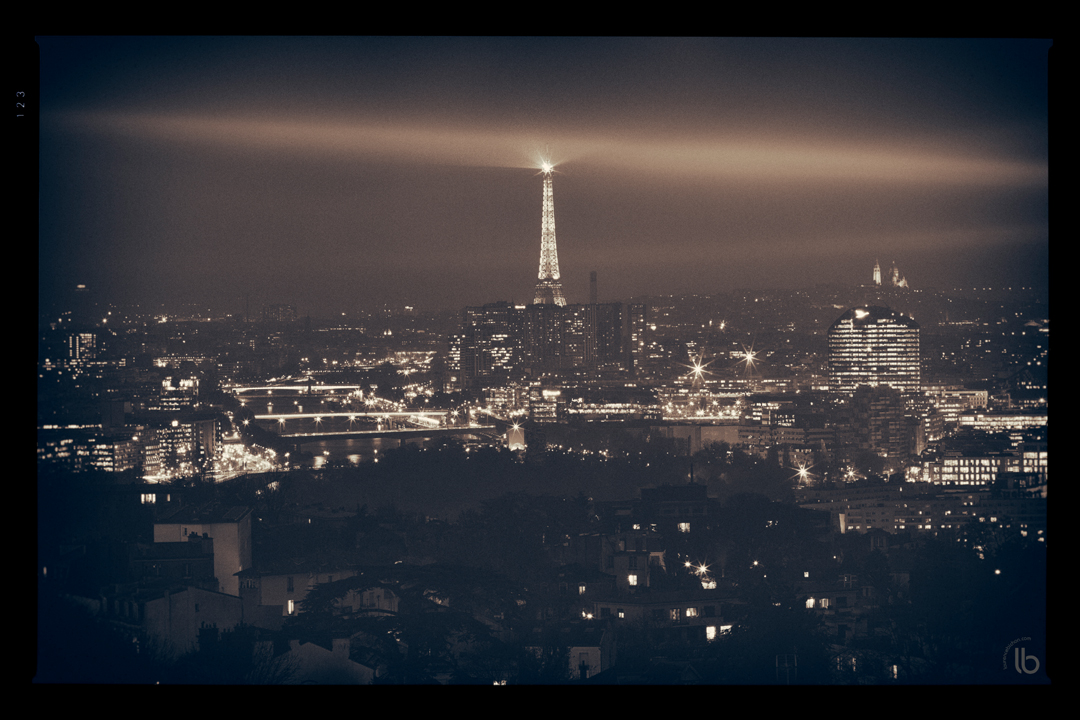 goodmorningmeudon - meudon la nuit - night seesights - by laurence bichon